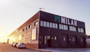 nueva sede de Milar Caslesa en Zamora