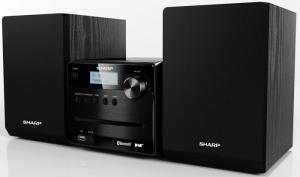 Distribución sistemas de sonido sharp