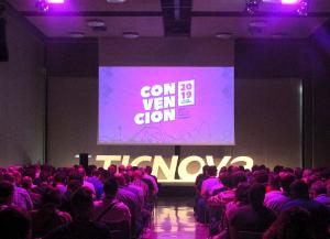 convención anual Ticnova celebrada en PortAventura Convention Centre