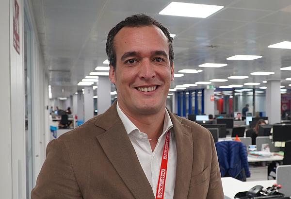 nuevo director de recursos humanos de MediaMarkt Iberia, Xavier Mas
