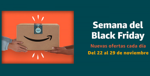 Black Friday Amazon ofertas 2019