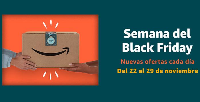 Black Friday Amazon ofertas 2019
