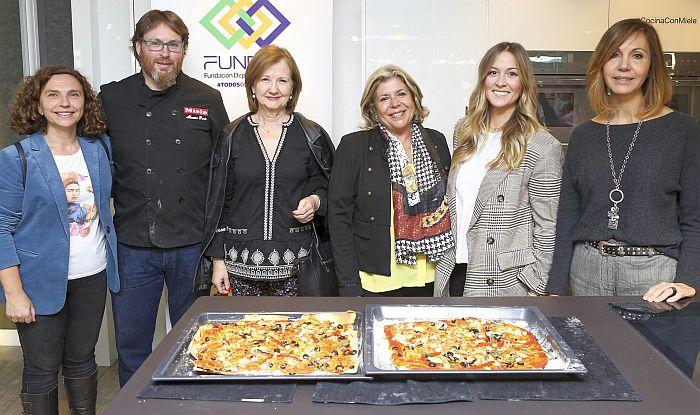 Miele y Fundal en las Jornadas por la Alimentación Sana y la Vida Saludable