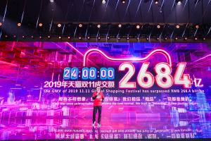 Alibaba 11.11 Festival 2019