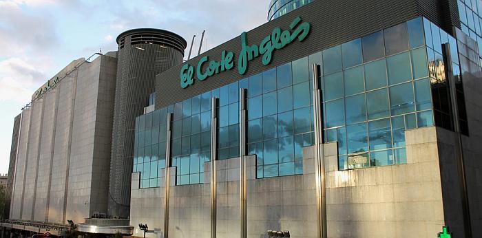 el Corte Inglés centros comerciales