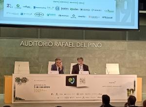 Ecoencuentro 2019 de Recyclia intervención Miteco sobre reciclaje