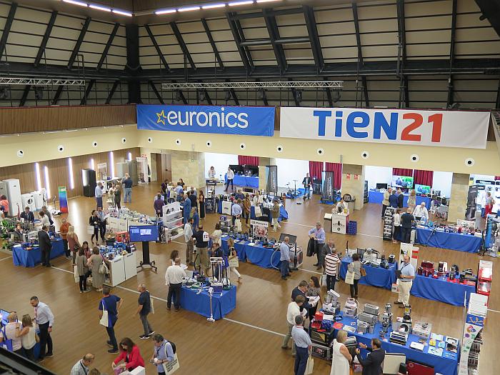 convención anual Divelsa para sus asociados Euronics y Tien21