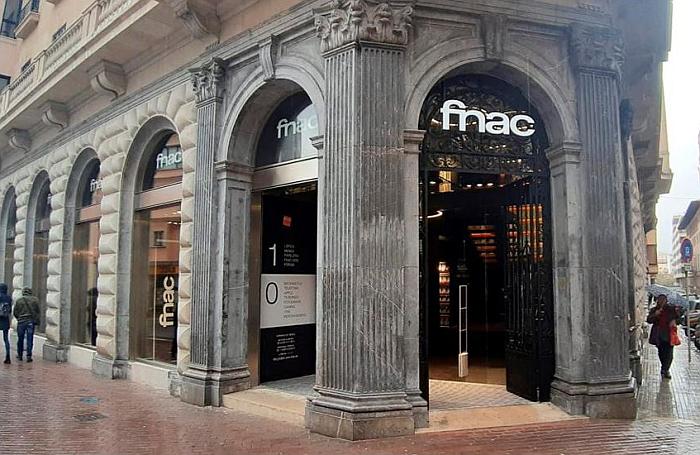 Fnac Mallorca.
