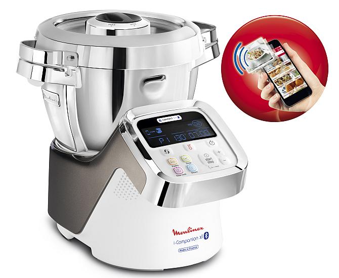 robot de cocina i companion xl moulinex electrodomésticos de cocina