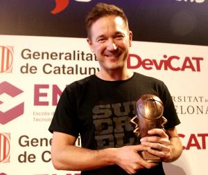 Ilkka Paananen, fundador y CEO de Supercell, galardonado con el Premio 15 aniversario de Gamelab