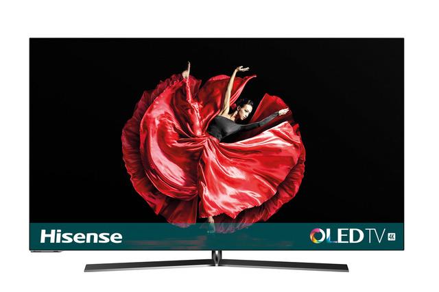 OLED TV Hisense