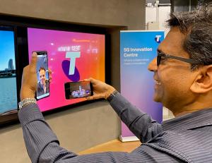 Oppo primera videollamada DSS 5G