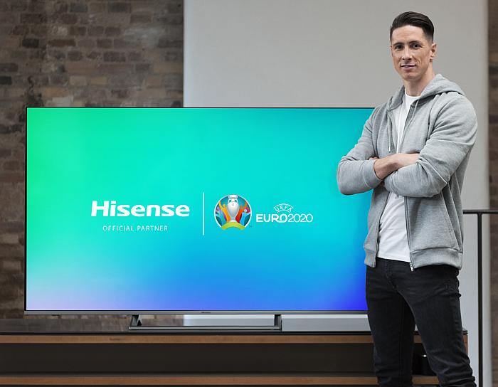 Fernando Torres Hisense #hisensepetsense