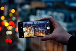 TCL Plex smartphone