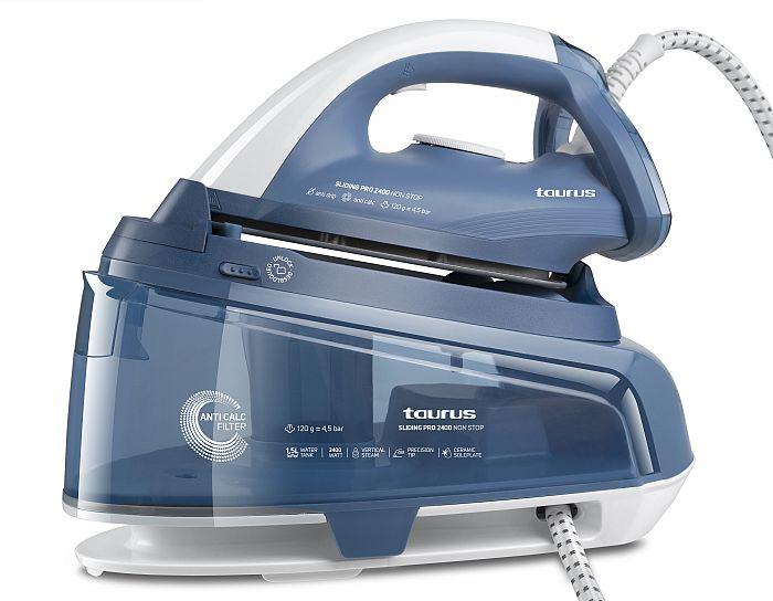 Taurus centro planchado Sliding Pro 2400 Non Stop