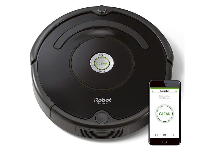 comprar robot aspirador irobot roomba 671