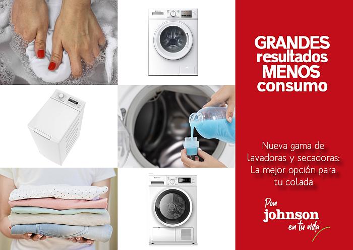 eas electric johnson electrodomésticos gama blanca