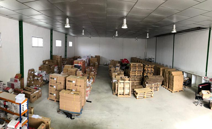 innjoo nuevo almacén logístico barcelona
