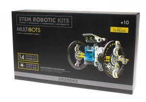 multibots robotica educativa