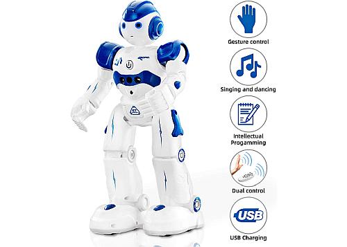 newyang robot de juguete