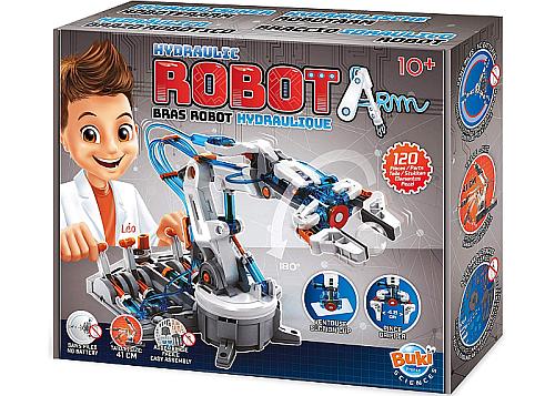 robot hidraulico educativo