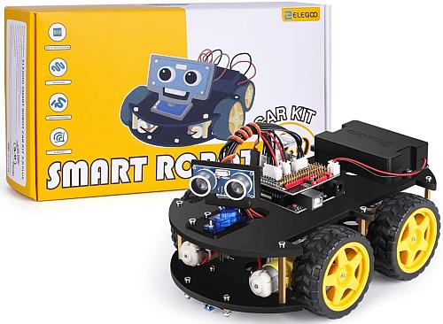 smart robot car kit juguetes robotica educativa