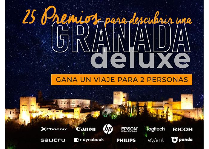 Granada sorteo viaje campaña