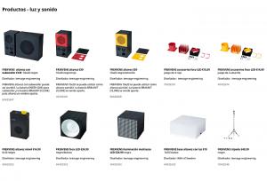 Ikea luz y sonido productos tecnologicos