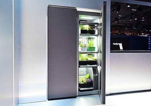 Indoor Gardening Appliance samsung ces 2020