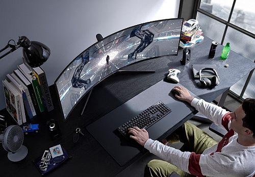 Odyssey Gaming Monitor samsung