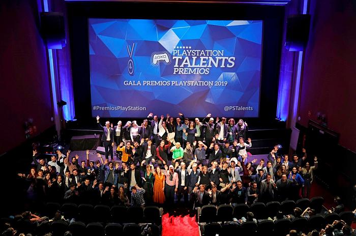 PlayStation Talents HP Premios alianza