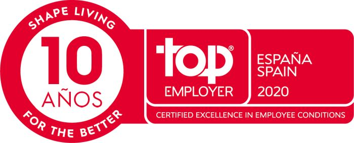 Electrolux: Top Employer 2020