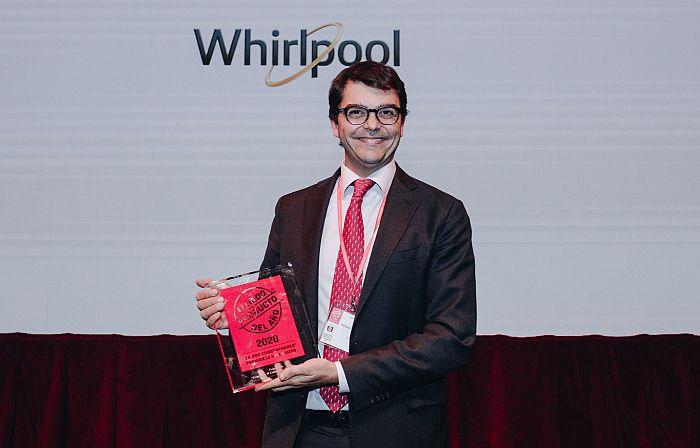 Whirlpool Niccolo Pietrucci Producto del Año 2020