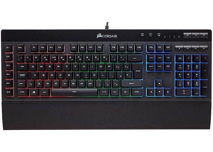 corsair K55 RGB teclados baratos