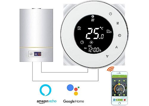 hualans termostato