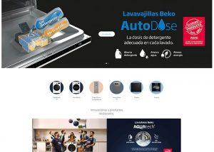 nueva web beko