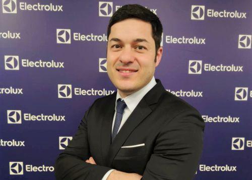 J.A. Pérez, Manager Field Services Iberia Grupo Electrolux