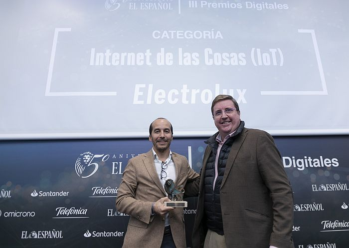 electrolux premios