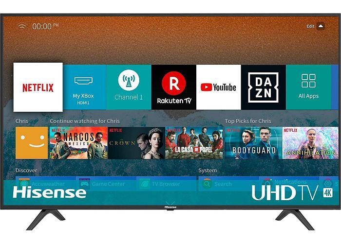 hisense televisor más vendido amazon