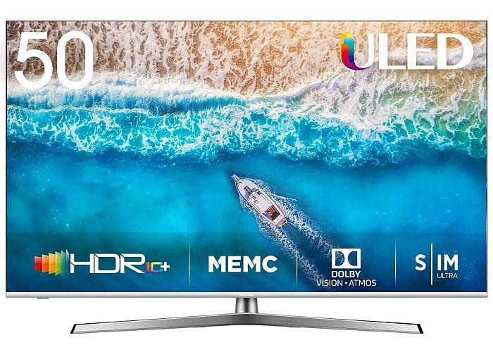 hisense televisores promoción amazon 50 pulgadas