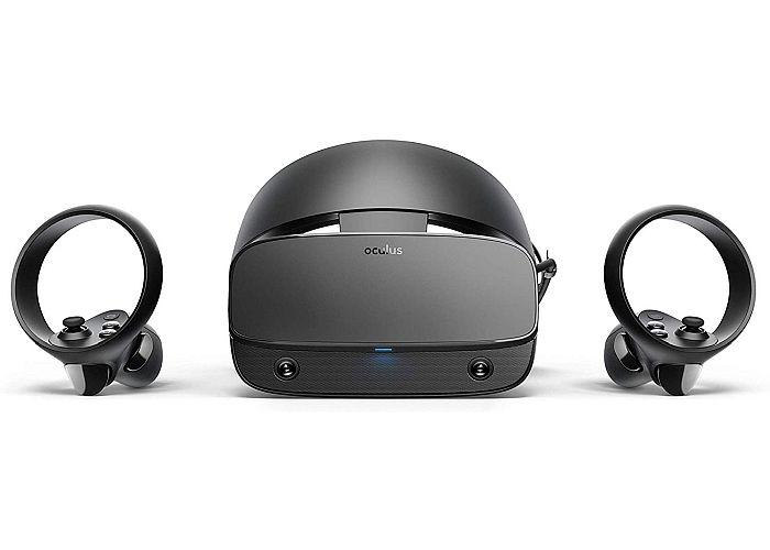 oculus rift s casco realida virtual