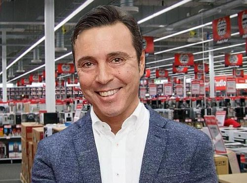 Alberto Alvarez CEO MediaMarkt Iberia