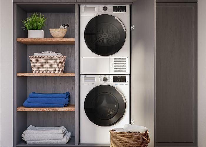 Beko 2020 SlimDryer Lifestyle Preview Master secadora pequeña