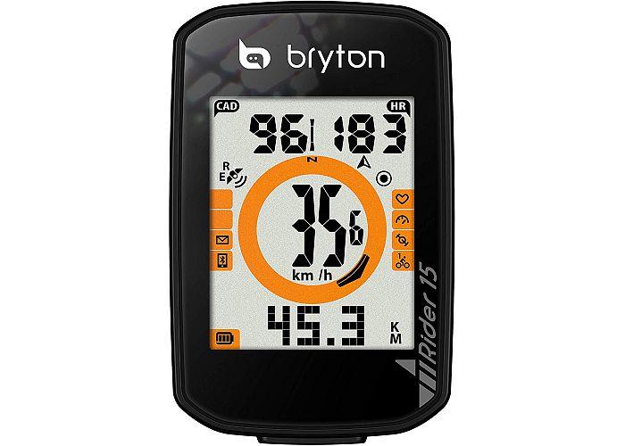 Bryton Ryder 15 GSP Bicicleta Día del Padre deportista