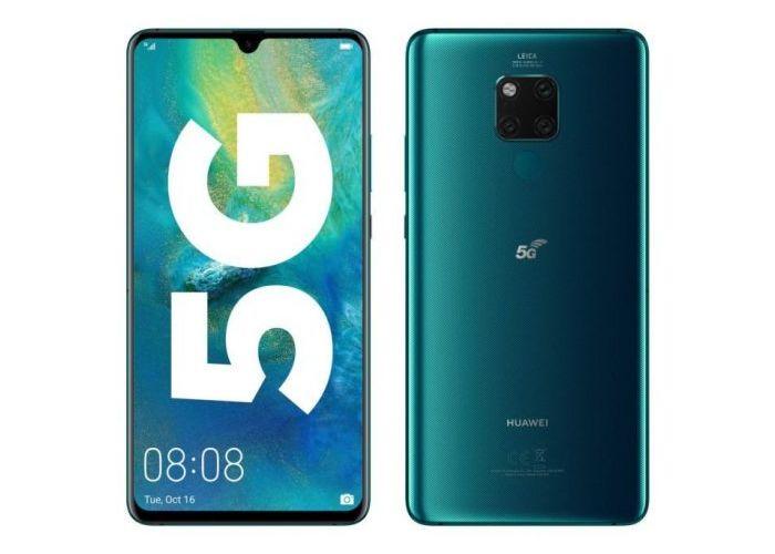 Huawei 5G Francia