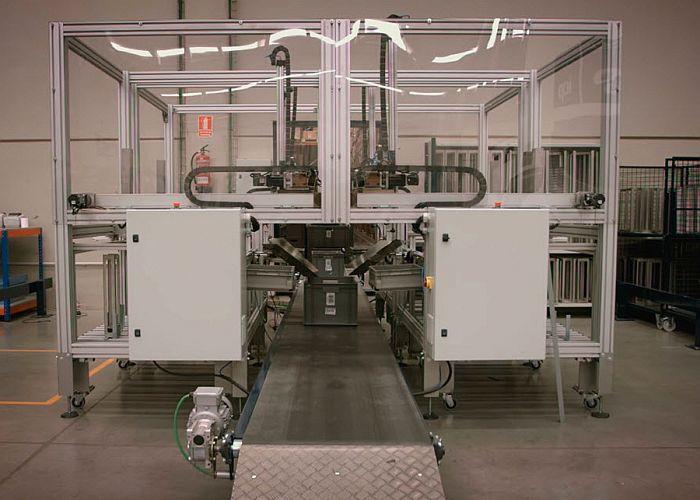 ICP Sistema de Picking Automático de Tarjetas