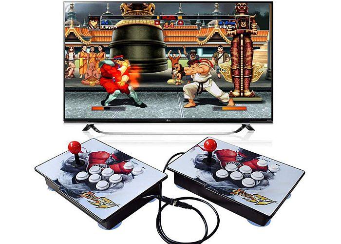 King Bomb Pandora's Box 6S gamers retro