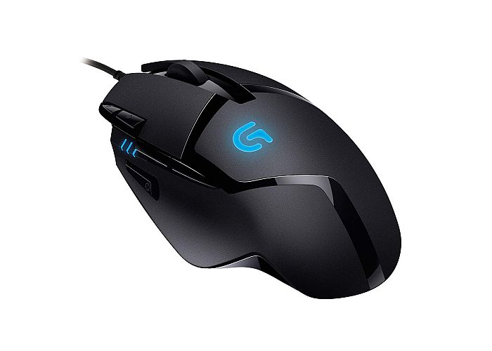 Logitech G402 Hyperion Fury FPS ratón gaming