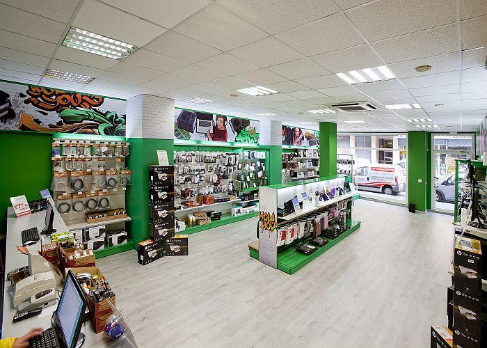 PCBOX tiendas