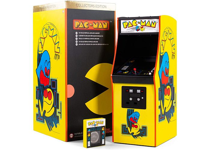 Pac Man maquina arcade